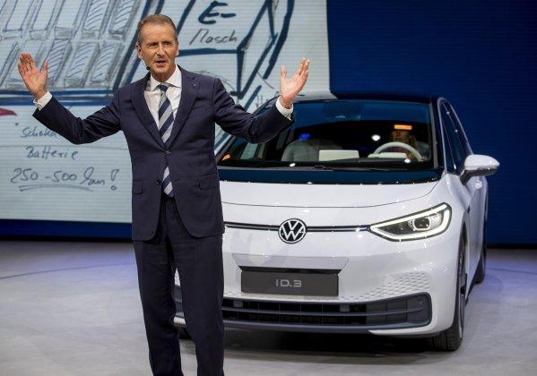 Kelendőek voltak a Volkswagenek novemberben