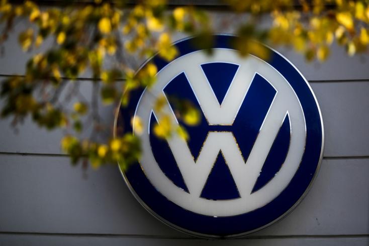 Egymilliárd euróra bírságolták a Volkswagent!