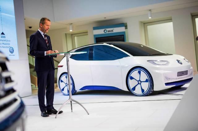 Felgyorsítja a Volkswagen az elektromos mobilitásra való átállást