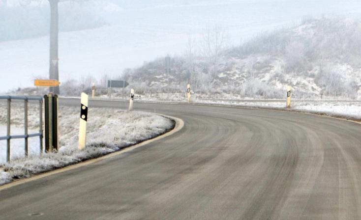 Súlyos baleset történt a hajnali havazásban Csiliznyárad és Bős között