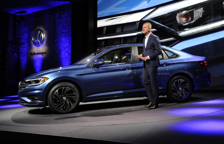 Új vezérigazgatót neveztek ki a Volkswagennél