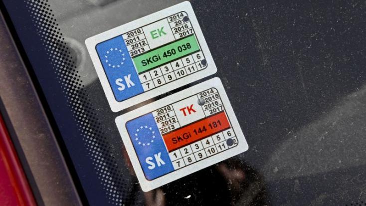Jó hír a sofőröknek: jelentősen csökken az elmulasztott műszaki vizsga miatti bírság