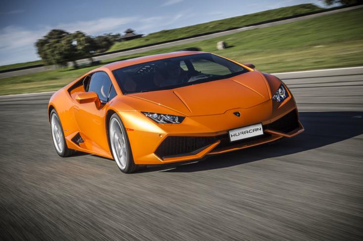 Pár óra alatt 33-szor mérték be, miközben hasított a Lamborghini Huracánnal
