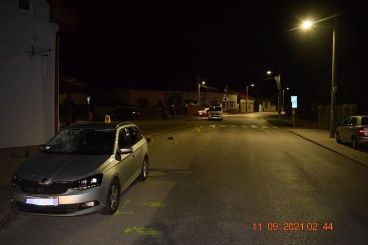 19 éves sofőr gázolt halálra egy gyalogost Nemeskajalon