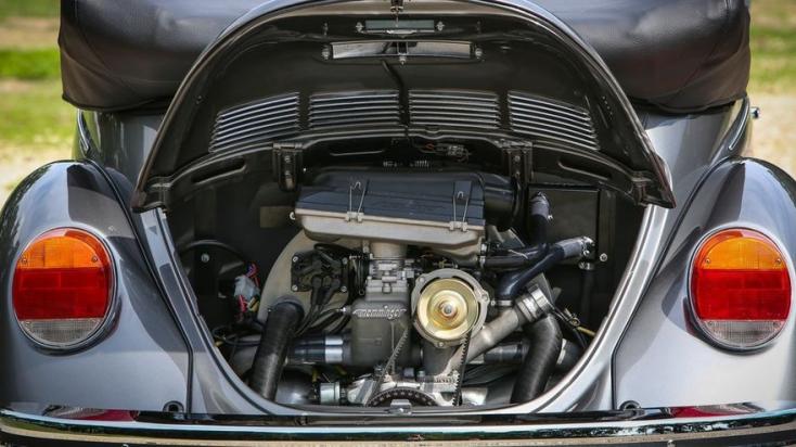 A németek még nem mondtak le teljesen a belsőégésű motorról