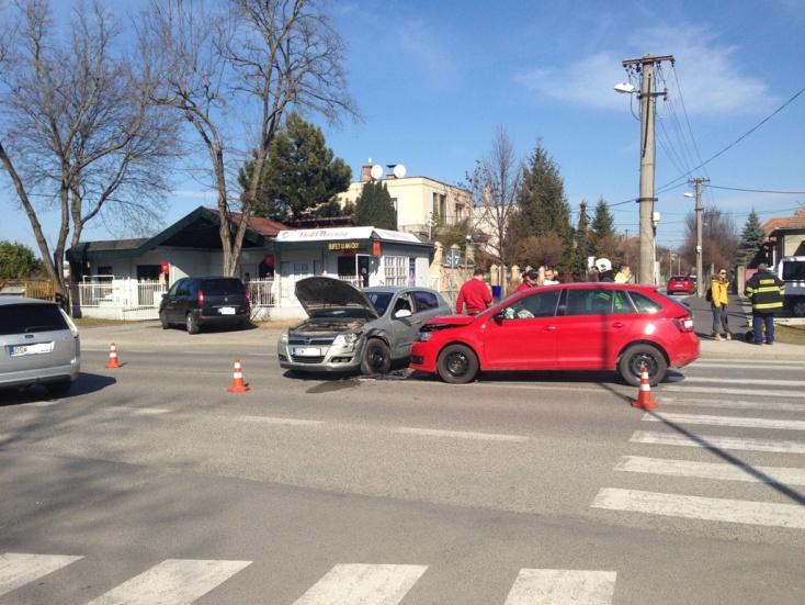 A Dunaszerdahelyi járás az egyetlen a megyében, ahol csökkent a közúti balesetek száma