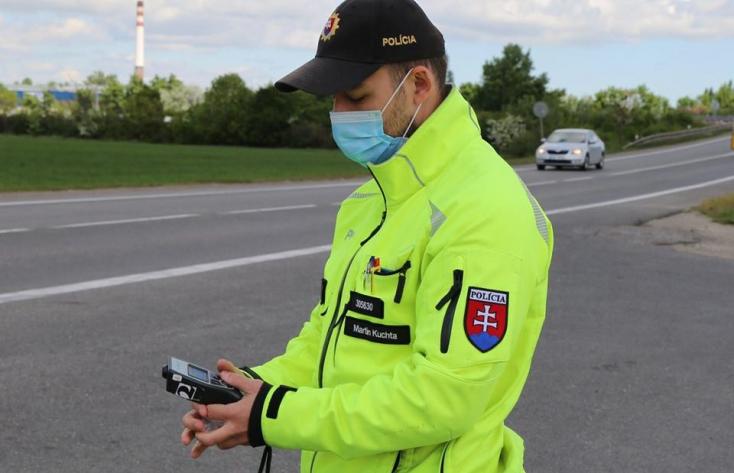 Két mattrészeg sofőrt is lekapcsoltak a zsaruk Dunaszerdahelyen