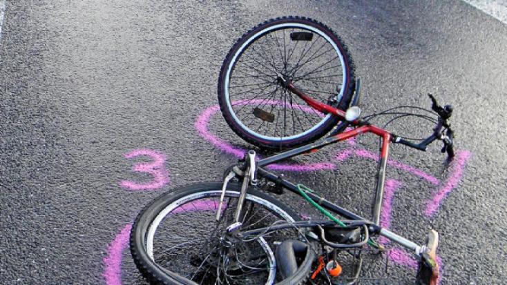 Súlyos baleset: Felícia gázolt el egy 15 éves kerékpáros fiút