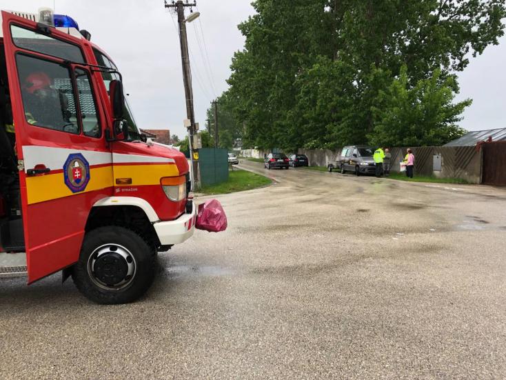 Két autó ütközött Nagyudvarnok határában