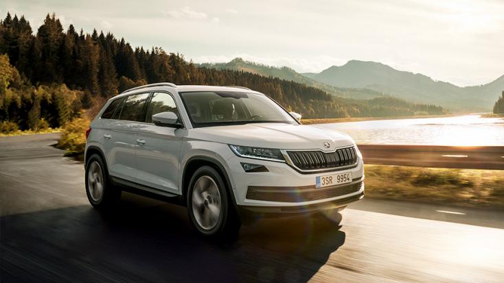 Két területen is győzött a Škoda a cégautók kategóriájában