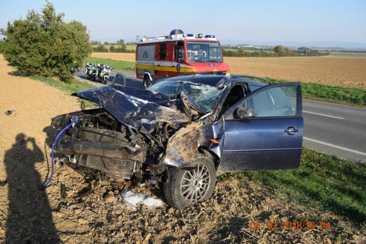 TRAGIKUS BALESET: Előzött a Ford, amikor szemből jött a fiatal motoros