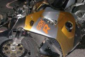 TRAGÉDIA: Újabb motoros halt meg!