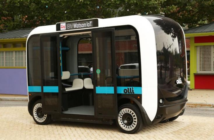 Sofőr nélküli buszokkal közlekedhetnek a svájciak