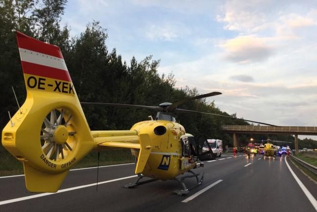 TRAGIKUS: Öt ember vesztette életét az autópályán Bécs közelében, köztük gyerekek