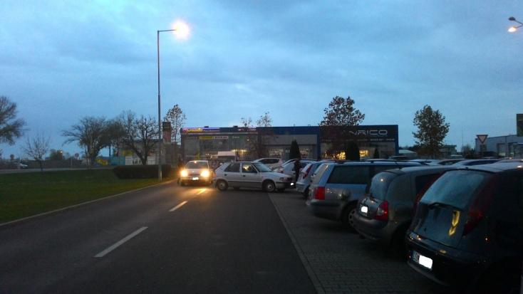 Kisebb balesetek lassították a forgalmat Dunaszerdahelyen