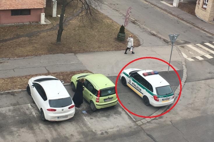 Tudták, hogy itt simán lehet parkolni?