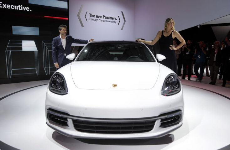 Gyártóüzemet építhet Pöstyénnél a Porsche