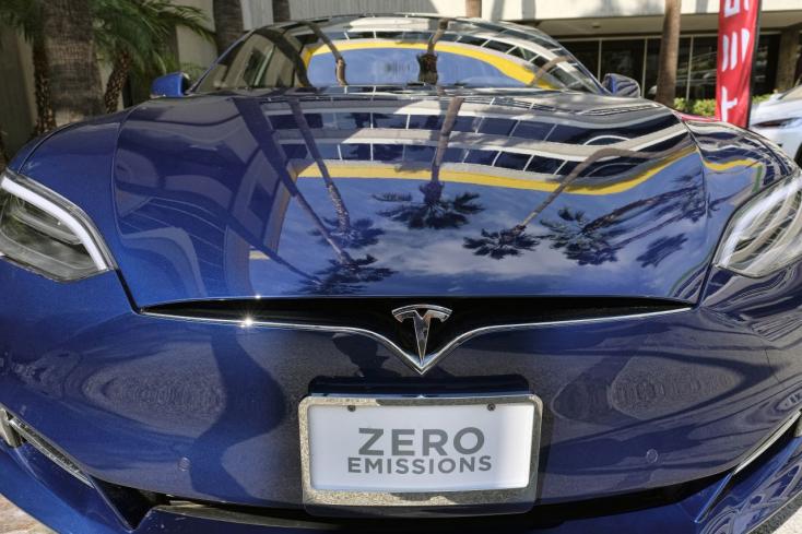 Kínában épít üzemet a Tesla