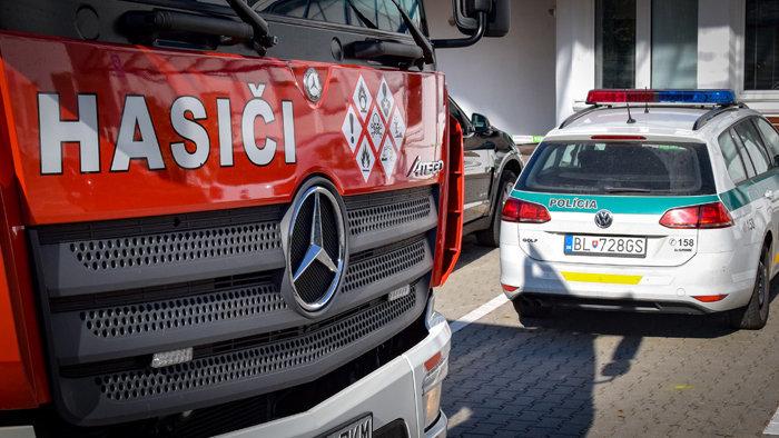 BALESET: Két autó karambolozott az R7-nél Somorja mellett