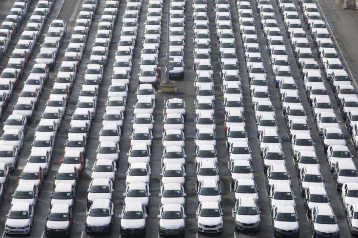 Eladási rekordot ért el májusban a Volkswagen