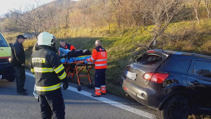 BALESET: Nissan és Octavia ütközött - a sofőrök nem emlékeznek pontosan a történtekre